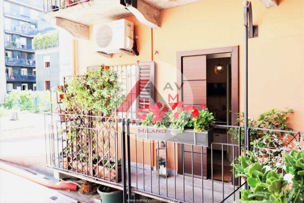 Bilocale Via Savona 23