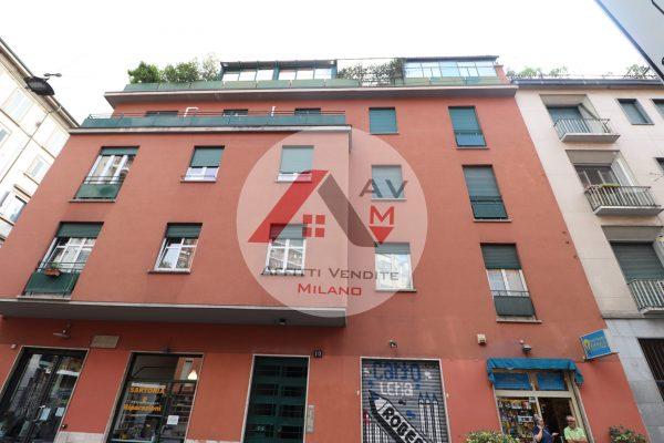 Monolocale Corso Genova